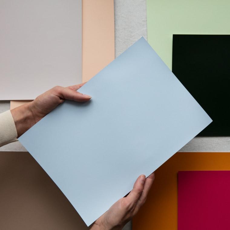 Цветовая коллекция 2021