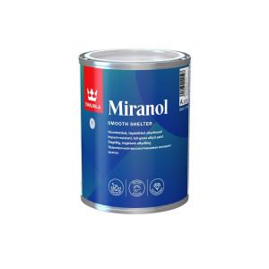 Эмаль тиксотропная универсальная для наружных и внутренних работ Tikkurila Miranol | Тиккурила Миранол 55560010110_cfg