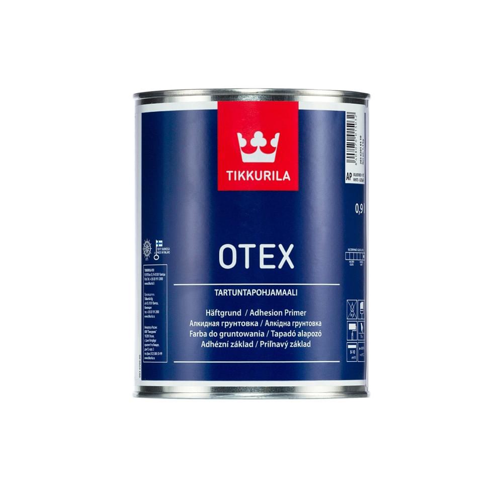 Грунтовка алкидная под эмали интерьерная Tikkurila Otex | Тиккурила Отекс 20362010110_cfg