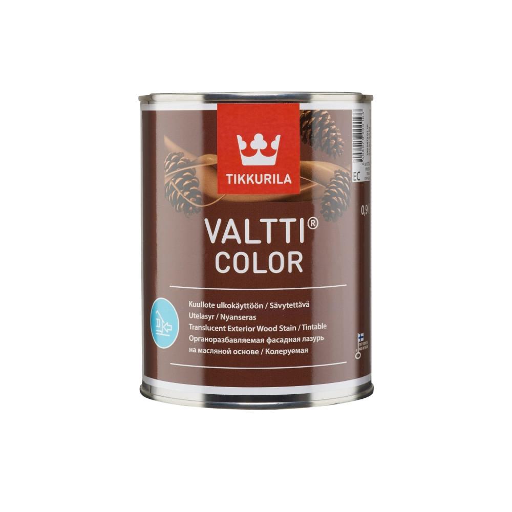 Антисептик лессирующий для наружных деревянных поверхностей Tikkurila Valtti Color | Тиккурила Валтти Колор 29000700110_cfg