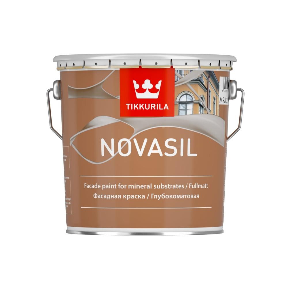 Краска силикон-модифицированная фасадная Tikkurila Novasil | Тиккурила Новасил 3316671V170_cfg