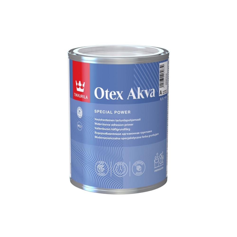 Грунтовка алкидная под эмали интерьерная Tikkurila Otex Akva | Тиккурила Отекс Аква 43V60010110_cfg