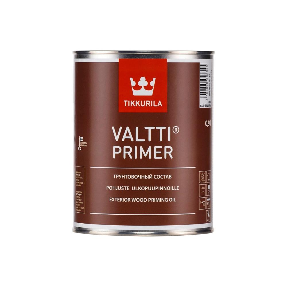 Грунтовка под антисептик для наружных деревянных поверхностей Tikkurila Valtti Primer | Тиккурила Валтти Праймер 00505000110_cfg