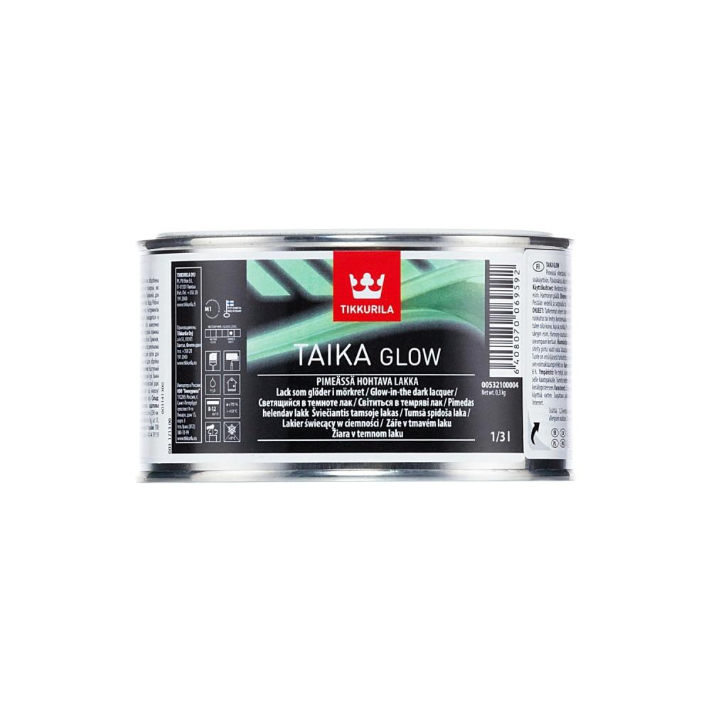 Лак светящийся в темноте интерьерный Tikkurila Taika Glow | Тиккурила Тайка Глоу 00532100004_cfg