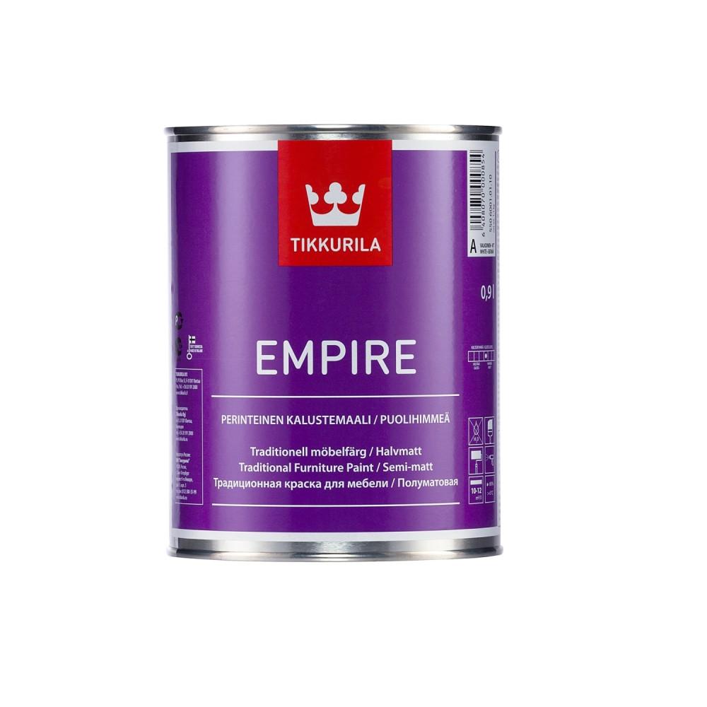 Эмаль алкидная универсальная интерьерная Tikkurila Empire | Тиккурила Эмпире 55060010304_cfg
