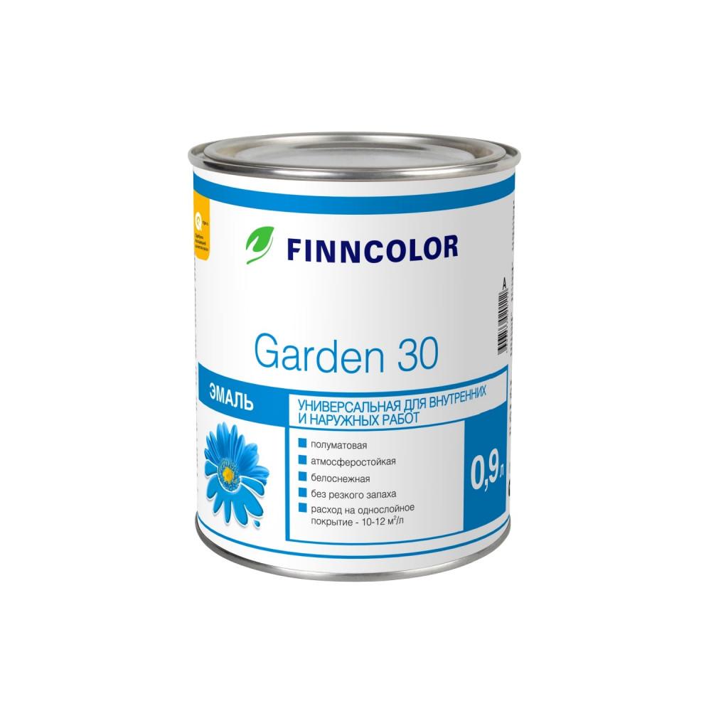 Эмаль универсальная алкидная Finncolor Garden 30, 700001064_cfg