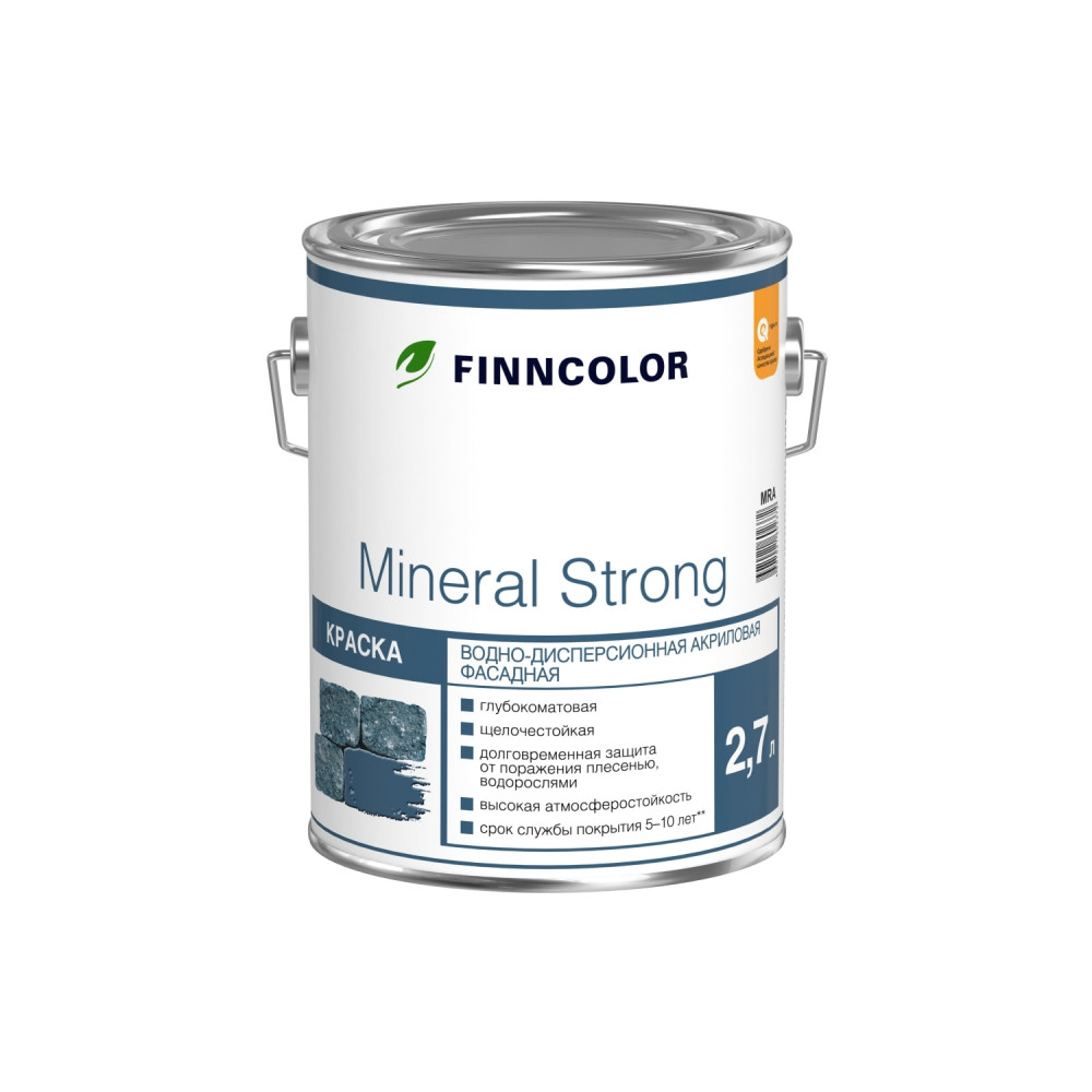 Краска фасадная Finncolor Mineral Strong, 700001278_cfg