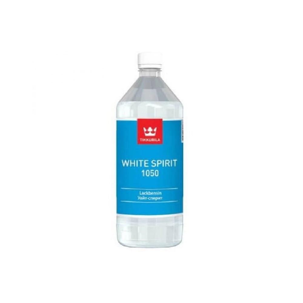 Растворитель уайт-спирит Tikkurila White Spirit 1050   Тиккурила Уйт-спирит 1050, бесцветный, 1 л, 700002204