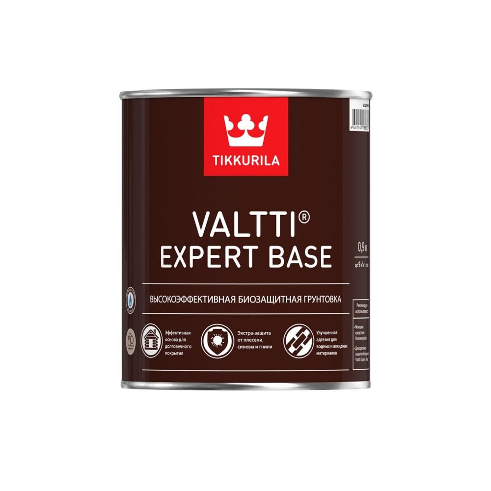 Грунтовка под антисептик для деревянных поверхностей универсальная Tikkurila Valtti Expert Base | Тиккурила Валтти Эксперт Бейс 700009578_cfg